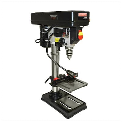 Craftsman 10 in Bench Drill Press reviews