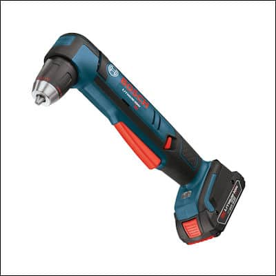 Bosch ADS181-102 cordless right angle drill review