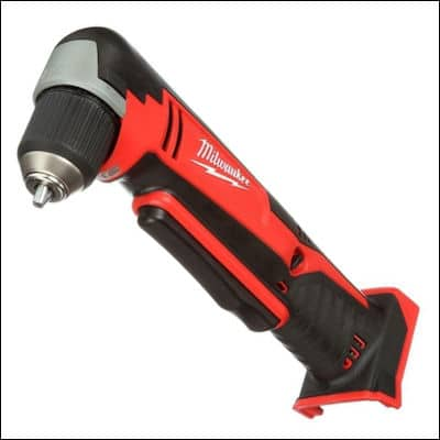Milwaukee 2615-20 Cordless Right Angle Drill review