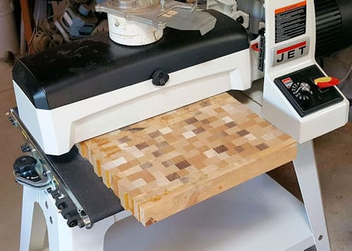 benchtop drum sander reviews
