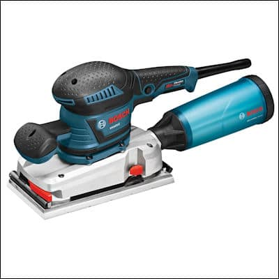 Bosch OS50VC Orbital Finishing Sander review