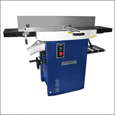 RIKON 25-210H jointer planer review