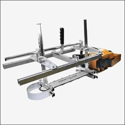 Carmyra Portable Chainsaw Mill review