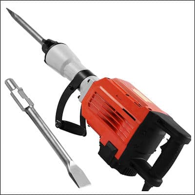 LOVSHARE 3600W Electric Demolition Hammer review