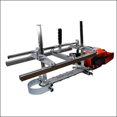 Zchoutrade Portable Chainsaw Mill review