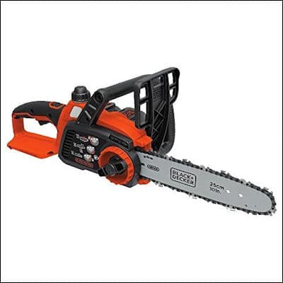 Black and Decker LCS1020 review