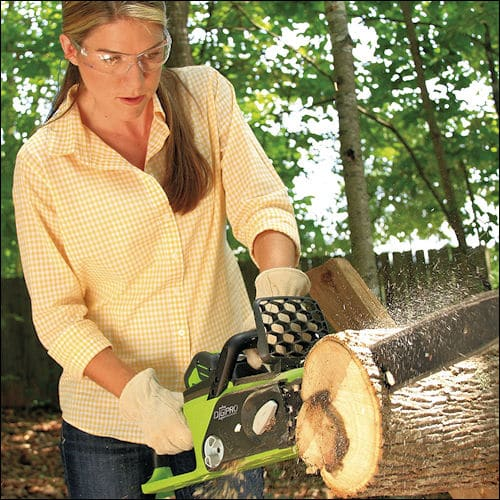 electric chainsaw review
