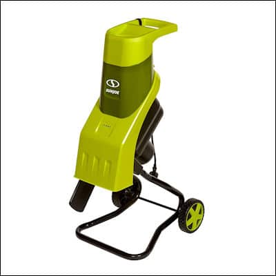 Sun Joe CJ602E Electric Wood Chipper review