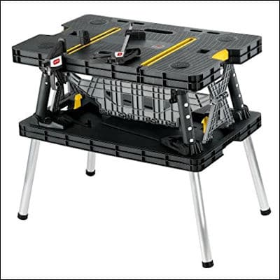 Keter Folding Compact Workbench review