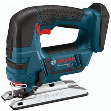 Bosch JSH180B 18-Volt Li-Ion Jig Saw Review