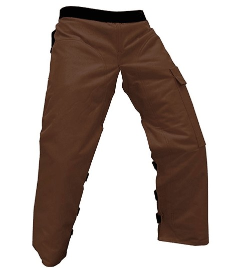 Cold Creek Loggers Chainsaw Apron Safety Chaps review