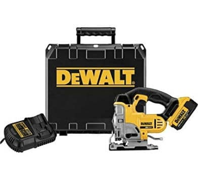 DEWALT DCS331m1 20V Max Lithium Ion Jigsaw Kit review