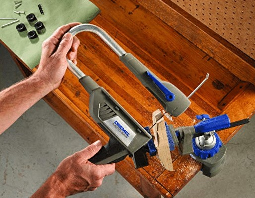Dremel MS20-01 Moto-Saw Variable Speed Compact Scroll Saw Kit review