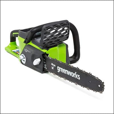 Best Cordless Chainsaw 2020 The 5 Best [Ranked] Battery Powered Chainsaws | LumberAce