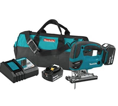 Makita XVJ03 18V LXT Jig Saw Kit review