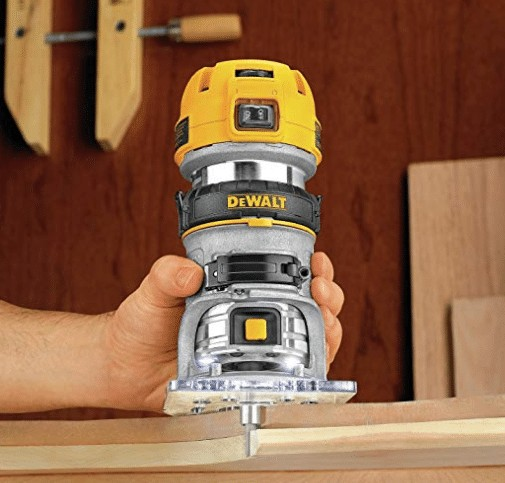 DEWALT DWP611 review