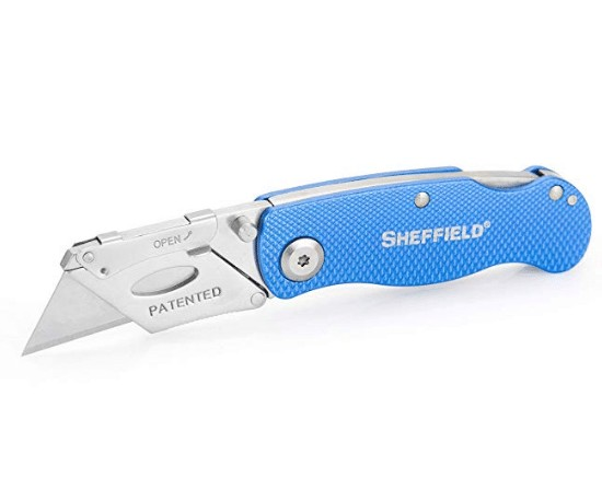 Sheffield Utility Knife review