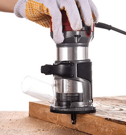 Wood Router review