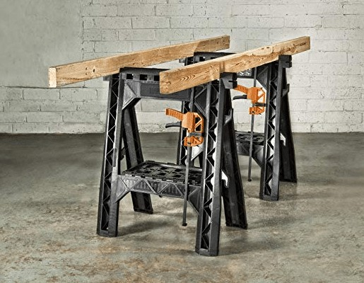WORX Clamping Sawhorse Pair review