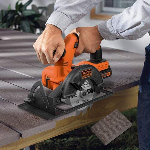 Black + Decker BDCCS20C review